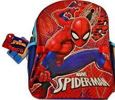 <b>Marvel Spiderman рюкзаки</b> и сумки для мальчиков - огромный ...
