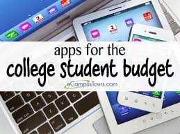how to budget as a college student apps for the college student budget college for the years to come