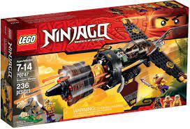 70747: Boulder Blaster   Lego ninjago, Lego for kids, Ninjago