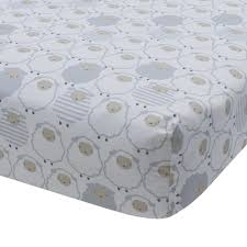 sheep sheets signature goodnight sheep fitted crib sheet nurseries pinterest