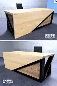 Desk Office Best 25 Contemporary Office Desk Ideas On Pinterest