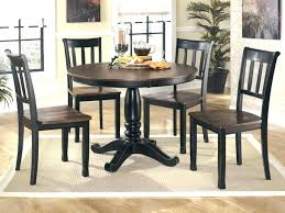 grey dining table set round wooden dining table sets round wood kitchen table and chairs skinny