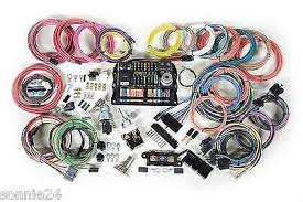 hot rod wiring harness kits hot image wiring diagram american autowire hi tech classics on hot rod wiring harness kits