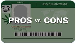 mmj herb pros and cons cal card to have or