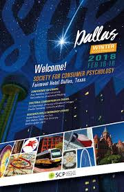 Society of Consumer Psychology 2018 Winter Conference Fairmont Hotel ...