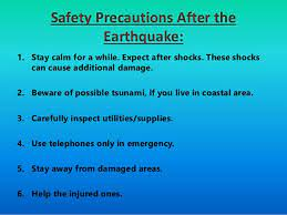 It helps me so much for understanding about causes and effects of earthquake.thank you.it is important for modern stage of students. Causes Effects And Precautions Against Earthquake