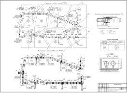 Курсовые проекты по теплоснабжению и водоснабжению Теплоснабжение района города Лепель