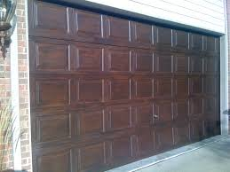 Faux Garage Door Hardware Faux Wood Garage Doors Cost For Best Faux Garage Full