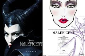 angelina jolie mac disney maleficent ad