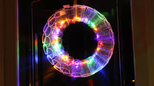 Christmas Lights Solo Cups Diy Plastic Cup Led Wreath Fun Christmas Projects