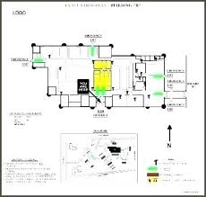 Evacuation Plan Sample Building Emergency Evacuation Plan Template Maintenance