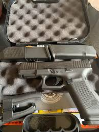 Crossbreed Light Defender Brand New G45 With Ameriglo Sights Looking For Flashlight