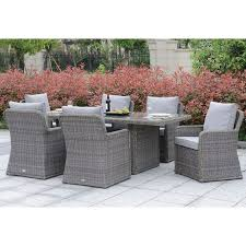 <b>7 piece dining set</b>, Outdoor dining set, Outdoor dining