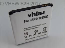 Prestigio MultiPhone 5430 Duo, 2000 mAh ...