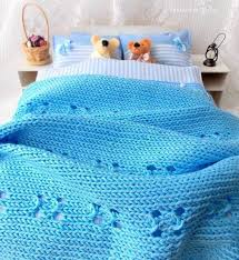 <b>6 pcs White</b> blue striped Doll bedding set Bed clothes Blythe Barbie ...