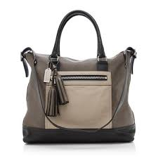 Coach Colorblock Legacy Rory Tote