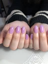 ジェルネイル 春ネイル ネイル 紫ネイル ワンカラー My Nail2019