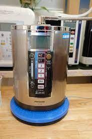 Máy lọc nước ion kiềm Panasonic nội địa nhật VIP 7 tấm điện cực -