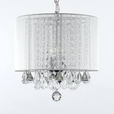 fascinating drum shade chandeliers shades of light with crystal chandelier excellent fabric shade led modern crystal chandeliers bulb