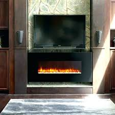 electric vs gas fireplace electric gas fireplace electric fireplaces hang on wall ideas about mounted fireplace with that hangs decor non electric gas