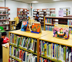 york library. a glimpse of the newly expanded children\u0027s section in mall pop-up location york library