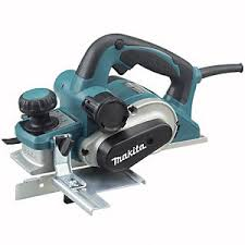 power tools for sale. makita 110v corded 82mm heavy duty planer kp0810k/1 power tools for sale