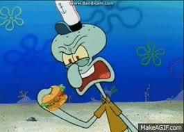 spongebob exploding gif. Modren Gif SpongeBobu0027s Eyes Explode Intended Spongebob Exploding Gif