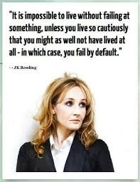 Jk Rowling Quotes Unique JK Rowling Quote So Inspirational She Was Part Of A Video At We
