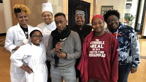 Lessons from History: Professor Griff Shares Black History 101 | Johnson &  Wales University