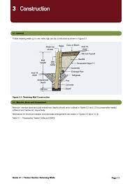 design guide 41 timber garden walls
