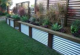 how to build a corrugated metal fence dhheafinfo