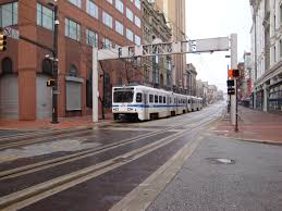 Light Rail In The Us Funet Railway Photography Archive United States Light