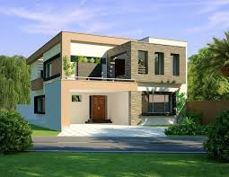 Small Picture Modern House Design From Lahore Pakistan Home Design
