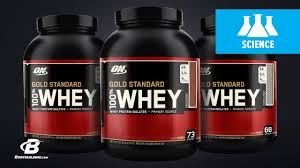 optimum nutrition gold standard whey science based overview