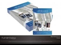Leaflets Flyers Rushden Graphics Company