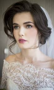 Short Wedding Hairstyles 78 Stunning Most Romantic Bridal Updos And Wedding Hairstyles See More Http