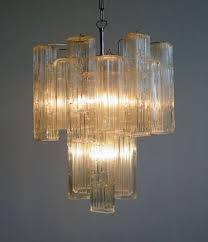 vintage murano glass chandelier from murano 2
