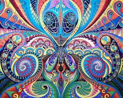 Trippy Patterns Stunning Trippy Designs Art MARGUSRIGA Baby Party The Key To Making Trippy