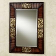 Sarantino Asian Wall Mirror