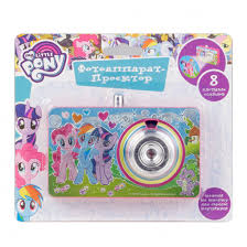 <b>Фотоаппарат</b>-<b>проектор My Little Pony</b> 34783 - купить в Тольятти ...