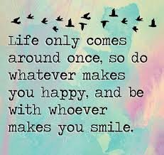 Quotes On Being Happy Inspiration 48 Best Happy Quotes Which Really Makes You Smile