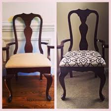 how to recover dining room chairs awesome reupholster dining chairs you recovering dining room