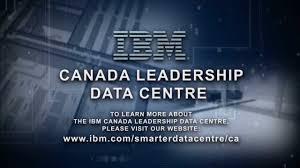 IBM Smarter Data Centre in Canada - YouTube