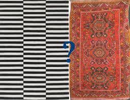 black and white rug patterns. Internal Rug Debate: Simple Black And White Geometric OR Ethnic, Red Ornate? Patterns N