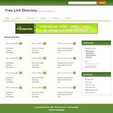 Picture Directory Template Eider Me