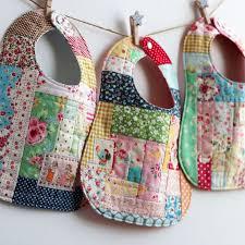 Best 25+ Baby bibs patterns ideas on Pinterest | Bibs, Baby bibs ... & patchwork love - three scrap-happy bibs by nanaCompany>>>> (quilted baby  bibs - love the idea. Adamdwight.com