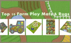 top 10 farm play mats and rugs