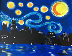 chicago van gogh