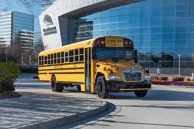 Blue Bird Sells Its 2 500th Gasoline Powered School Bus Business Wire