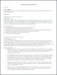 Resume Template Publisher Best Internship Free Word Cv Sample